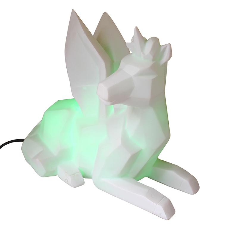Unicorn Colour Changing Lamp