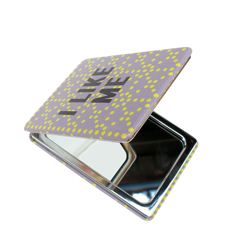 "Arm Candy ""Like"" Compact Mirror"
