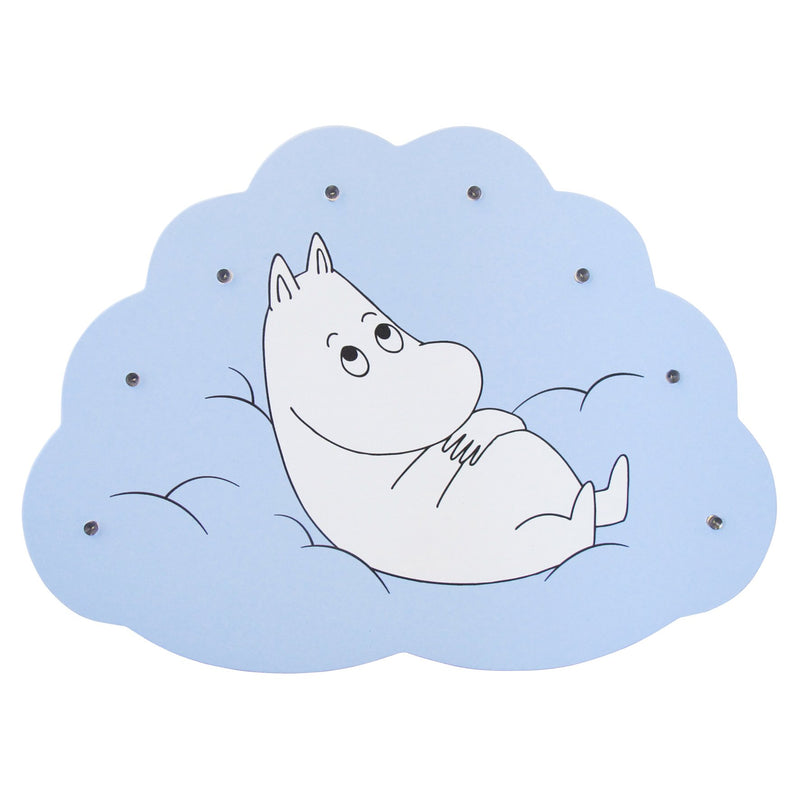Moomin Blue Cloud Light