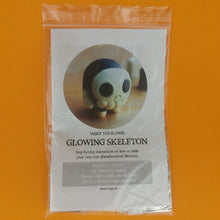 Load image into Gallery viewer, Make Your Own Glowing Skeletons Kit! Each kit makes 2 Glowing Skeletons