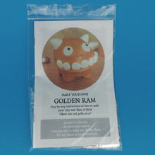Load image into Gallery viewer, Make Your Golden Rams Kit! Each kit makes 2 Golden Rams