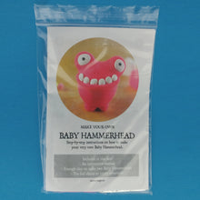 Load image into Gallery viewer, Make Your Own Baby Hammerheads Kit! Each kit makes 2 Baby Hammerheads