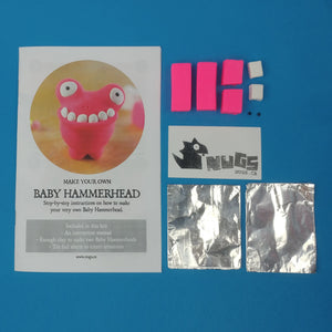 Make Your Own Baby Hammerheads Kit! Each kit makes 2 Baby Hammerheads