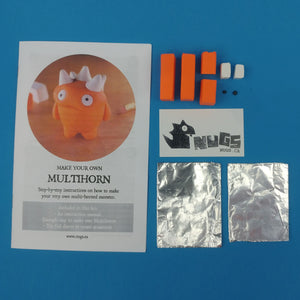 Make Your Own Multihorns Kit! Each kit makes 2 Multihorns