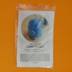Make Your Own Land Whales kit! Each kit makes 2 Land Whales