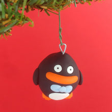 Load image into Gallery viewer, Dapper Penguin Ornament
