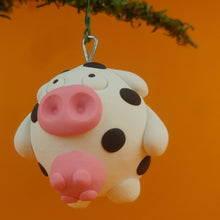 Load image into Gallery viewer, Convenience Cow Ornament