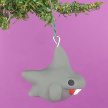 Load image into Gallery viewer, Chubby Shark Ornament