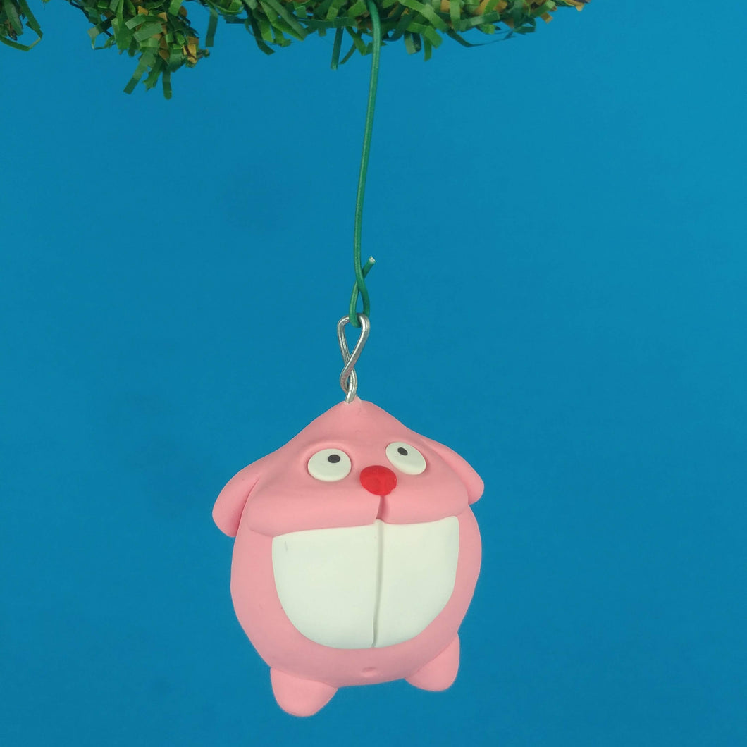Bucktooth Bunny Ornament