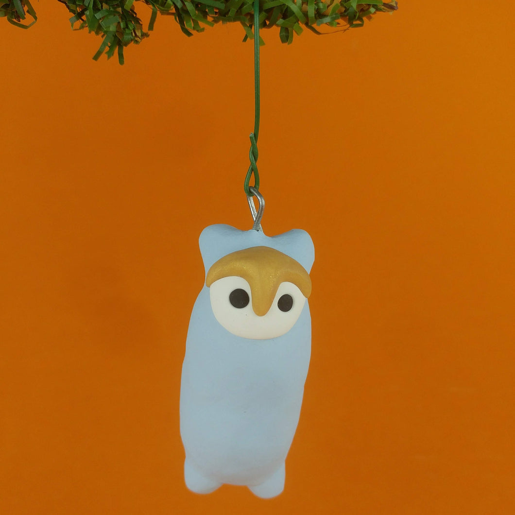 Battle Llama Ornament