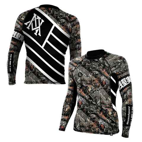 All Submitting Eye Rashguard