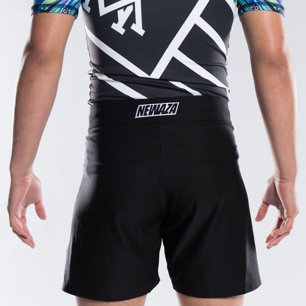 In Jiu Jitsu We Trust Fight Shorts