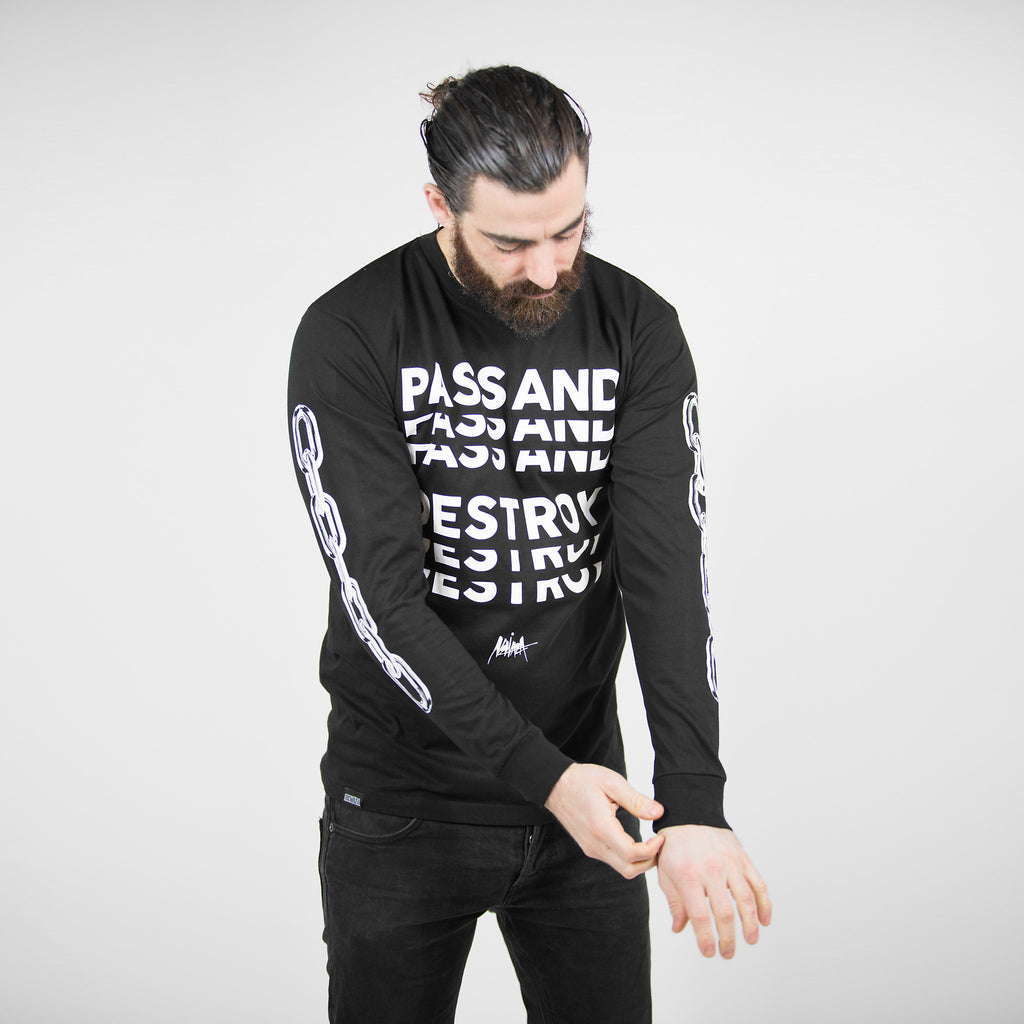 Pass And Destroy (Long Sleeve)