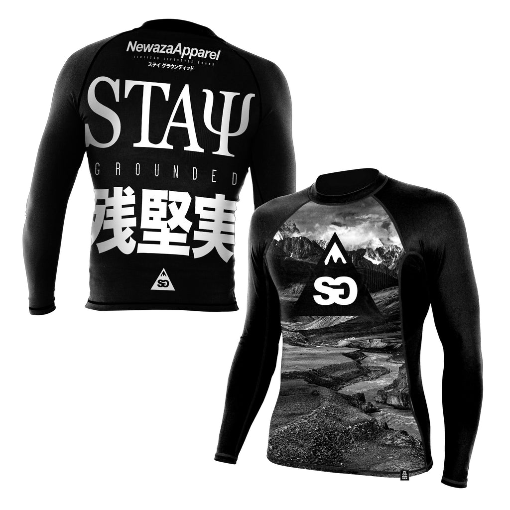 Stay Grounded Rashguard