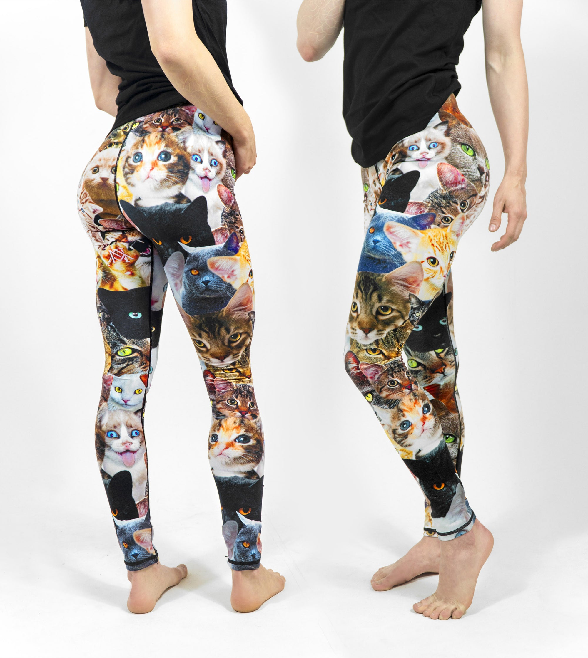 Cat Spats / Leggings