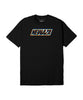 Newaza Chromo Tee - Black