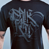 Dark Arts Black on Black Street Tee