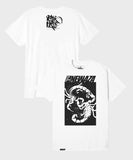Lockdown Tee (White)