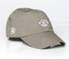 In Jiu Jitsu We Trust Olive Green Polo Hat