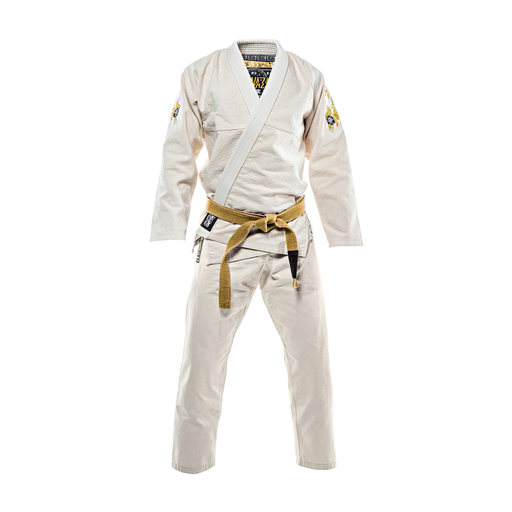 Newaza Jiu Jitsu Gypsy Travel Gi