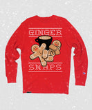 Ginger Snaps Crewneck Sweater