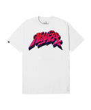 Newaza Street Effect Tee - White
