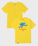 Grounded Tee (Yellow)