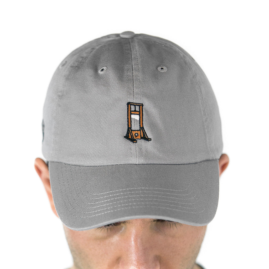 Guillotine (Gray Dad Hat)