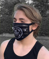 "Newaza ""Galaxy"" Day Mask  - Black"