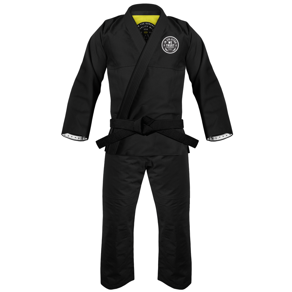 Trusted Volume II Gi - Black