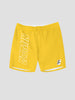 Newaza Pastel Fight Shorts (Yellow)