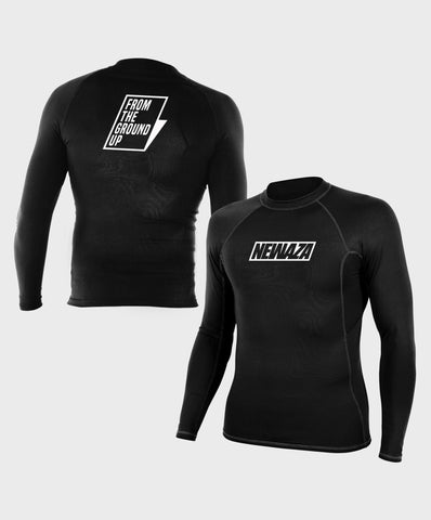Turtle Guard Ranked Rashguard