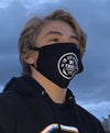 "Newaza ""Trust"" Day Mask  - Black"