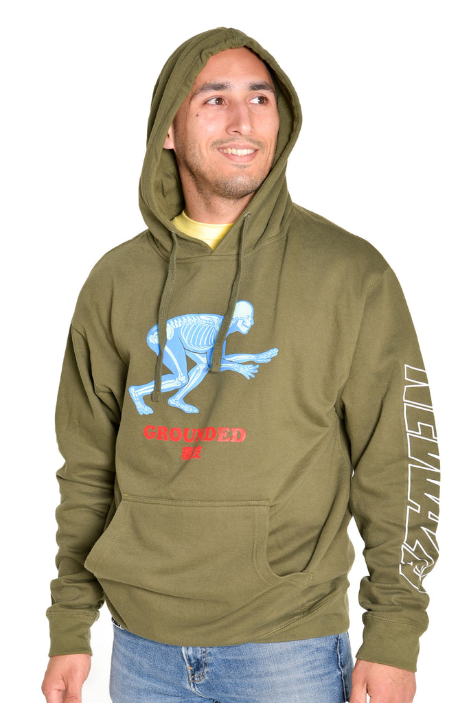 Grounded Hoodie (Battle Green)