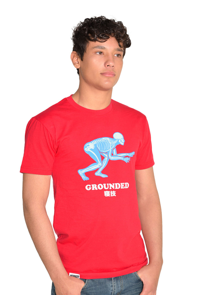 Grounded Tee (Red)