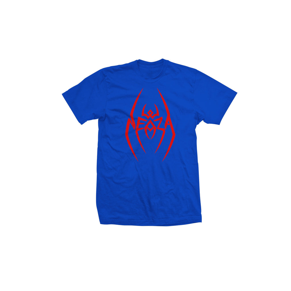 Newaza Spider Guard (Blue Youth Tee)
