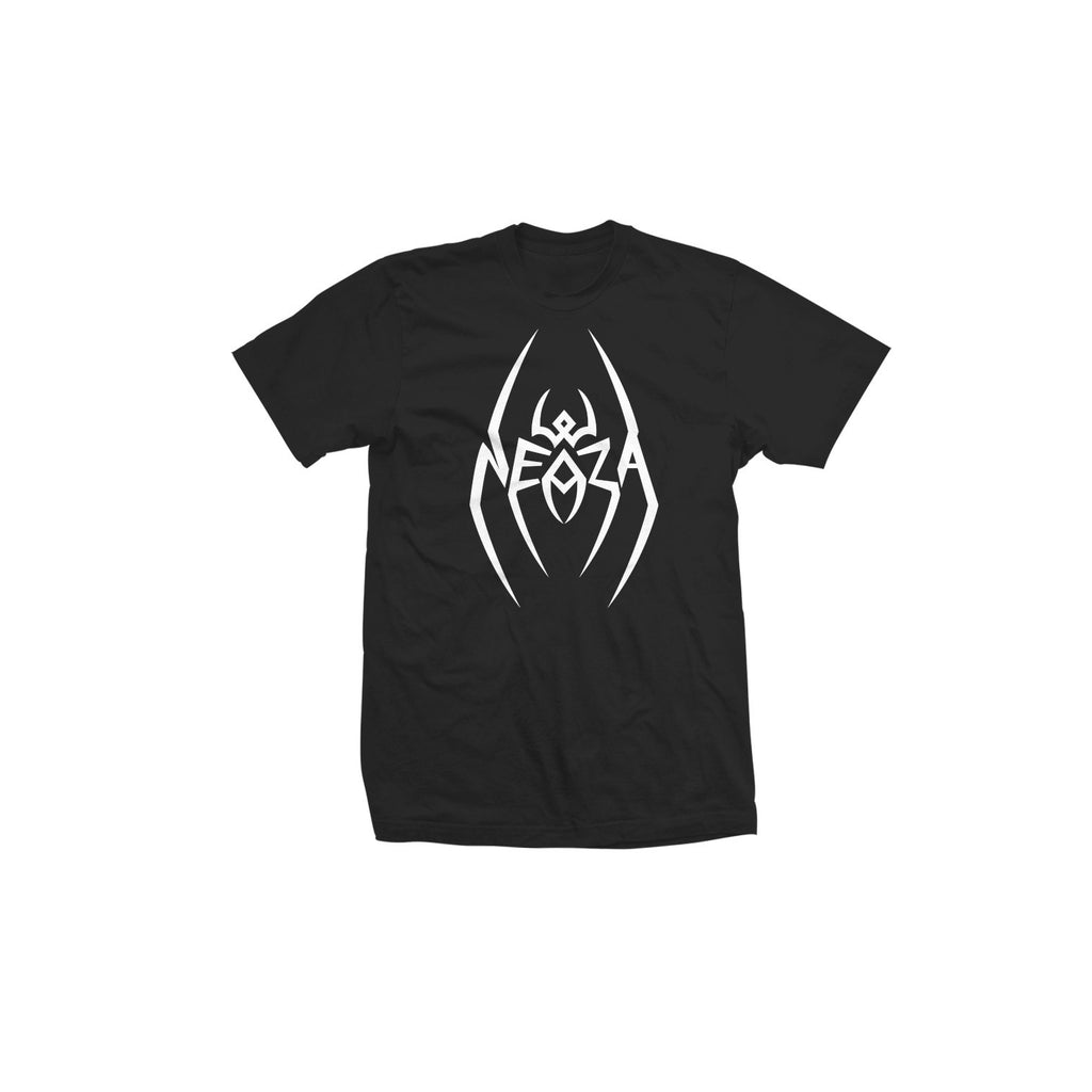 Newaza Spider Guard (Black Youth Tee)