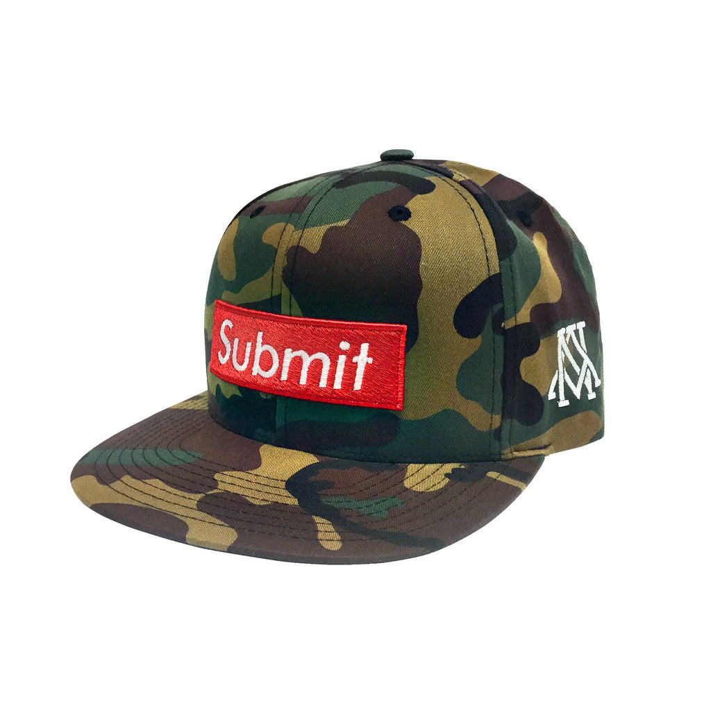 Submit Hat (Camo Edition)