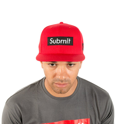 Submit Hat (Red)
