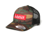 Submit Trucker Hat (Camo)