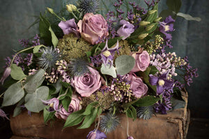 Load image into Gallery viewer, Bridesmaids Hand Tied Bouquet