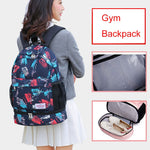 WSW Women Gym Backpack Fitness Bag