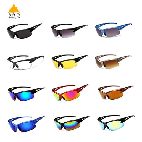 WSW UV400 Sport Sunglasses Men Women