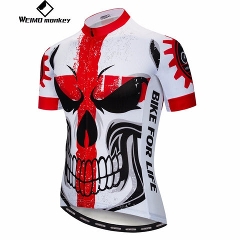WSW 2020 cycling jersey Men's Bike jerseys Mountain MTB Shirts Short sleeve