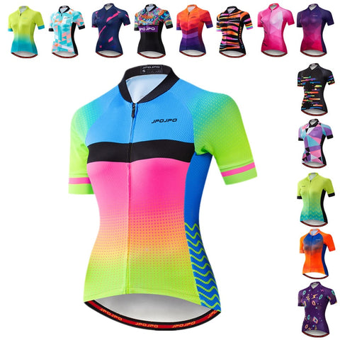 WSW JPOJPO Women's Cycling Jersey