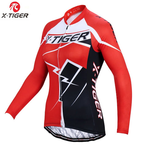 WSW X-Tiger Pro Women Cycling Jersey
