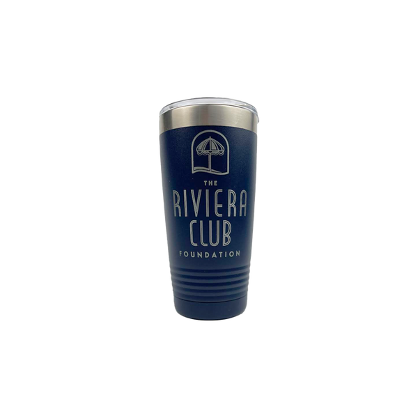 Riviera Foundation Tumbler