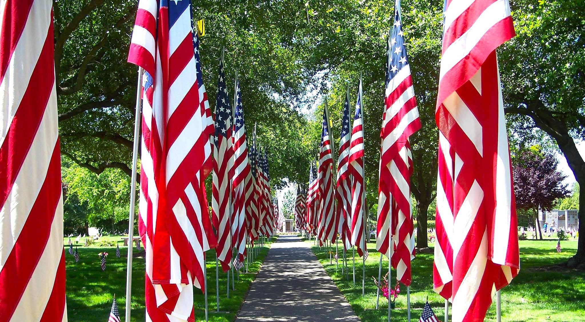 40+ American Flags from Across the Nation