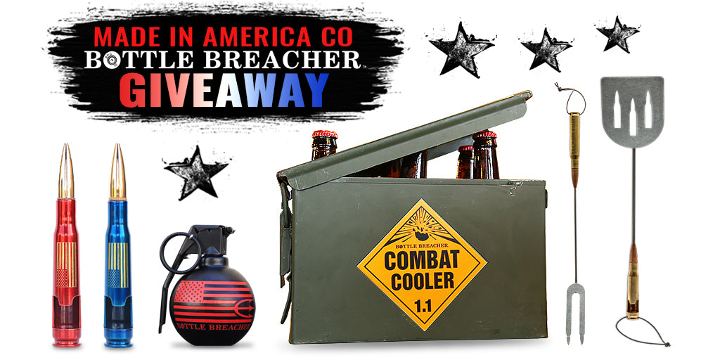 Bottle Breacher | Sponsor of the Month | Giveaway