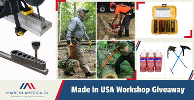 Made in USA Workshop Giveaway | American-Made Tools